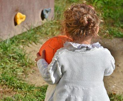 Child, Play, Playground, Girl, Childhood, Happy, Fun