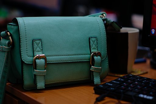 Bag, Office, Business, Keyboard, Table