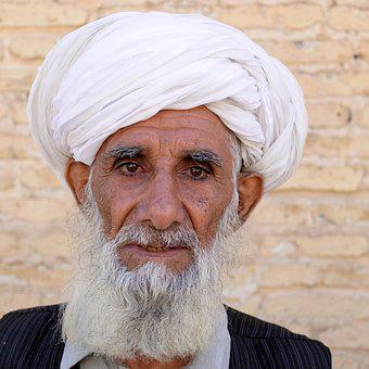Face, Beard, Portrait, Man, Person, Male, Hat, Old