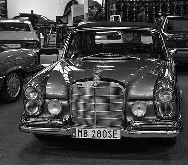Mercedes, W112, Convertible, Economic Miracle