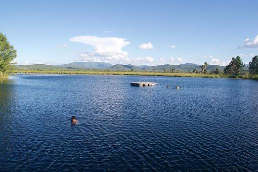 Laguna Verde, Landscape, Nature