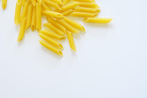 Pasta, White, Food, Cooking, Italy