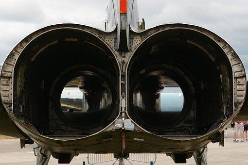 Tornado, Plane, Royal Air Force, Gr4, Airplane, Jet