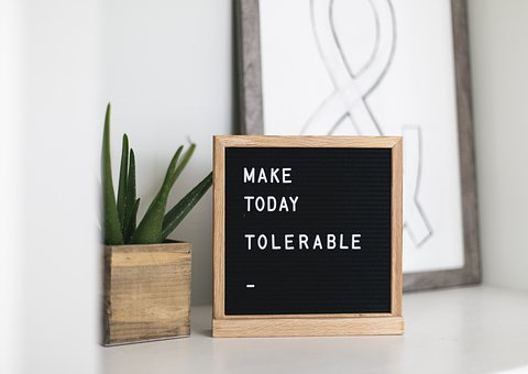 Letter Board, Words, Quote, Message, Sign