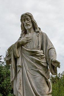 Image, Christ, Religion, Christianity, Faith, Statue