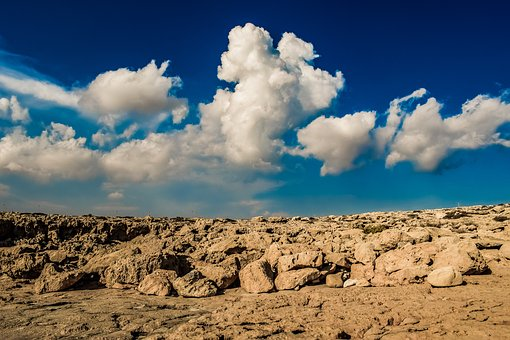 Wilderness, Rocky, Rocks, Sky, Clouds, Dramatic