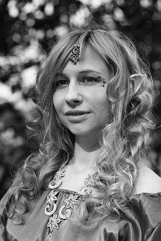 Elf, Magic, The Enchantress, Princess, Story