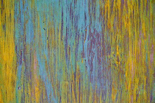 Wood-fibre Boards, Color, Wood, Texture, Ground, Detail