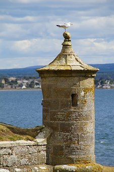 Tower, Watchtower, Sentry, Fort George, Sea View