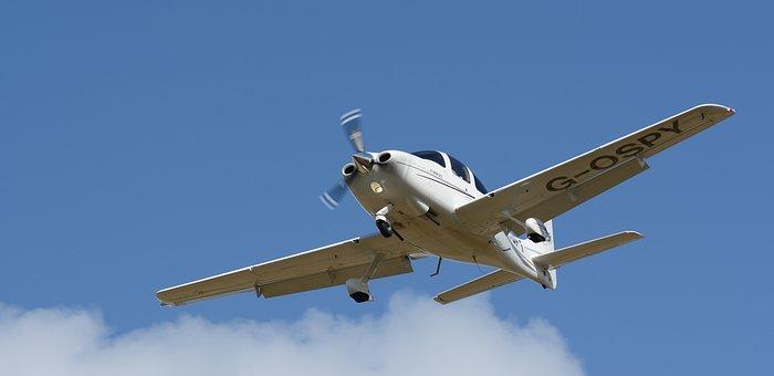 Private, Aircraft, Flight, Travel, Aviation, Sky