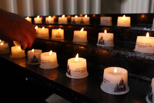 Theology, Votive Light, Votive Candle, Votivlicht