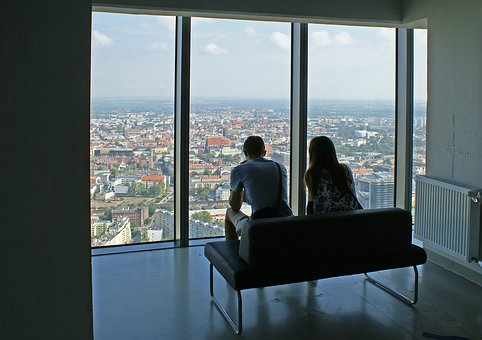 Wrocław, The View From The Window, Lookout, Sky Tower