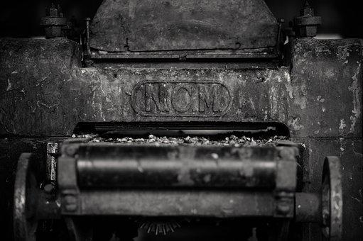 Machinery, Old, Wood, Machine, Metal, Retro, Ancient