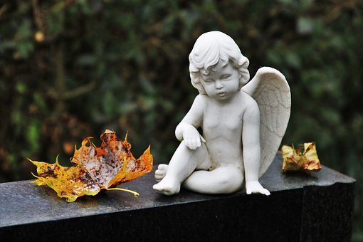 Everything Goes, Autumn, Sadness, Figure, Angel