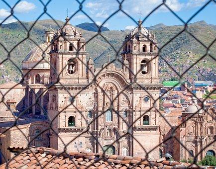 Cusco, Temple, Society Of Jesus