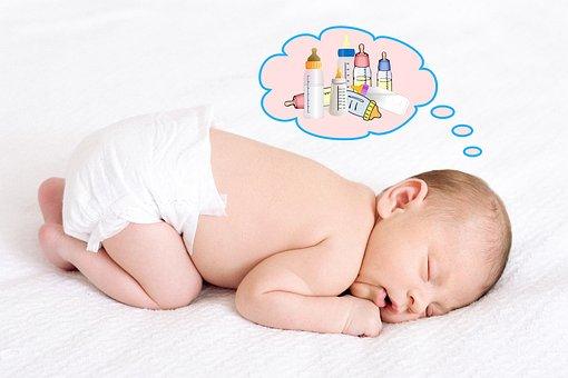 Baby, Dream, Dreams, Cute, Newborn, Sleep, Gimp