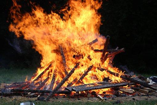 Fire, Heat, Burn, Embers, Hot, Glow, Brand, Fireplace