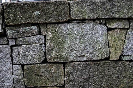 Granite, Stone, Texture, Rock, Wall