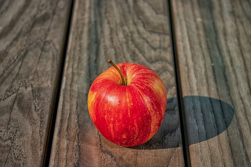 Apple, Fruit, Vitamins, Healthy, Ripe, Red, Fresh