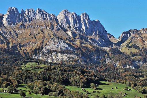 Mountains, Rocks, Nature, The Alps, Mountain, Alpine