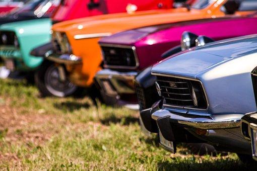 Oldtimer, Meeting, Classic Car Meeting, Opel Meet, Old