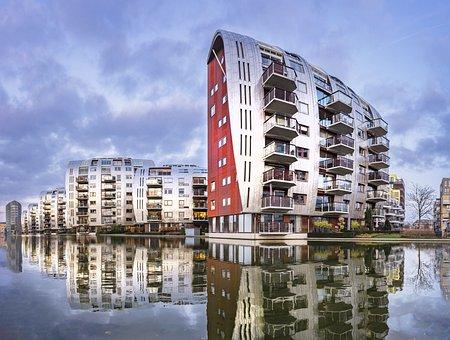 S-hertogenbosch, Paleiskwartier, Architecture, Modern