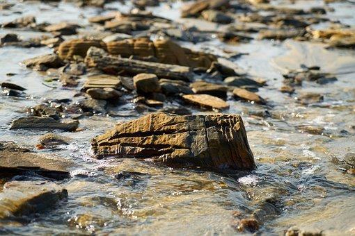 Kennedy, Stone, Water, River, Rocky, Sarmiento, Brown