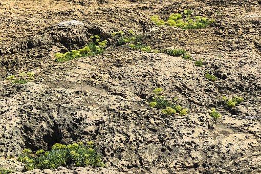 Texture, Meteorite, Background, Rock, Black, Natural