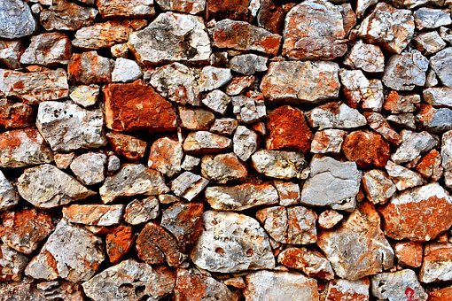 Stone Wall, Wall, Drywall, Stone, Rock, Masonry
