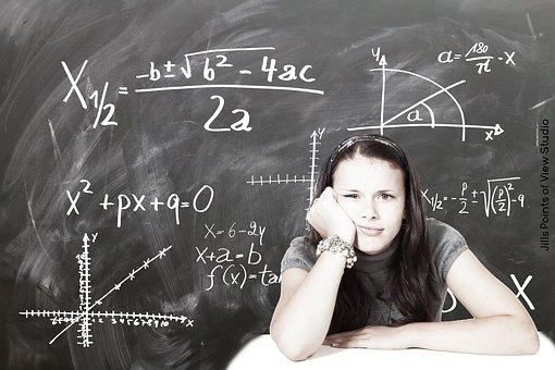 Mathematics, Boredom, Student, School, Problem