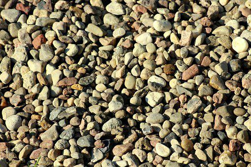 Pebbles, The Stones, Texture, The Background