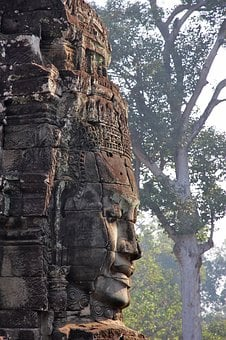 Angkor Wat, Ruin, Culture, Khmer, Architecture