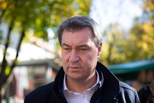 Söder, Csu, Bavaria, Politician, Party, Demokratie