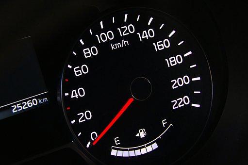 Car, Control Panel, Black, Internal, Auto, Transport