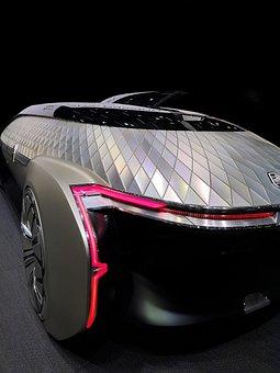 Concept Car, Future, Special, Design, Futuristic, Auto