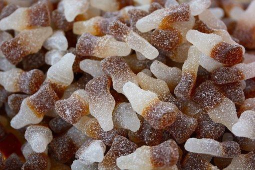 Cola, Sweetness, Haribo, Food, Sugar, Sweet