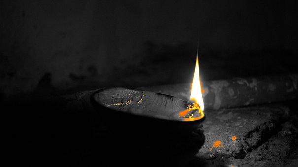 Diwali, Diya, Deepawali, Deepavali, Hindu, Lamp, Indian