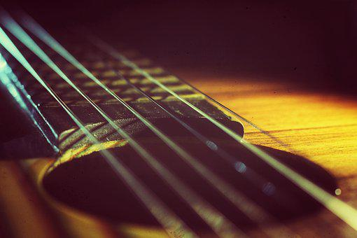 Guitar, Classic, Instrument, Musical, Musician, Melody