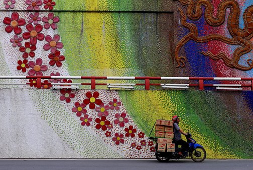 Vietnam, Hanoi, Hanoi City, Bicycle, Nice, Photography
