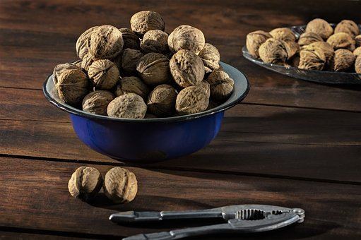 Walnuts, Nuts, Nutcracker, Tool, Tasty, Harvest, Food