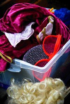 Dress Up, Panel Box, Verkleidungsbox