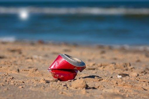 Garbage, Box, Waste, Tin, Pollution, Disposal, Tin Can