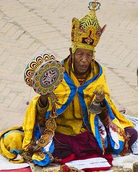 Tibet, Buddhism, Meditation, Ritual, Religion, Nepal