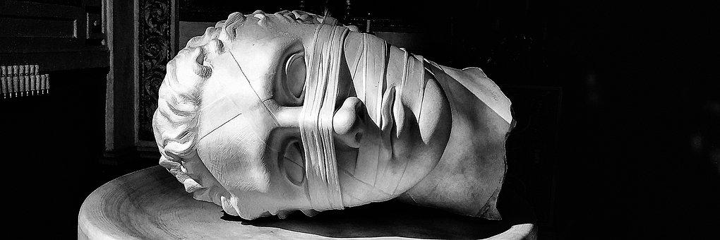 Rome, Sculpture, Statue, Italy, Figure, Gypsum