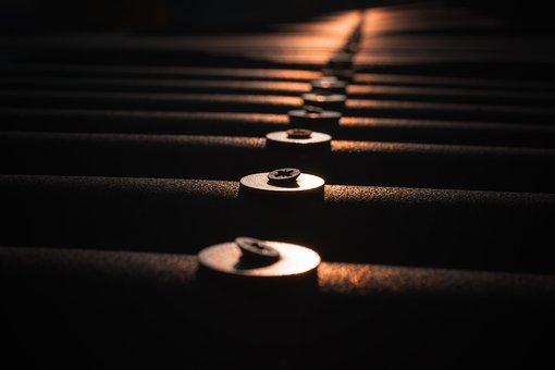 Screw, Torx, Spax, Corrugated Sheets, Roof, Metal