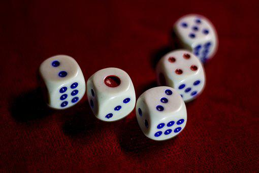 Dice, Game, Chance, Gamble, Statistic, Probability, Win