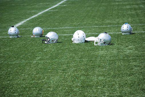 The Pitch, Match, Helmet, American Football