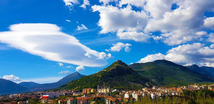 Giffoni Valle Piana, Campania, Landscape, Tourism