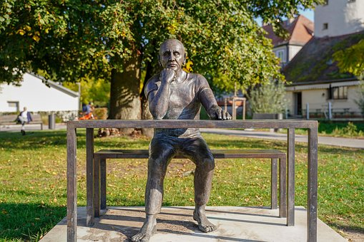 Sculpture, Artwork, Valuable, Neumarkt