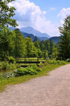 Mountains, Almtal, Austria, Alpine, Salzkammergut